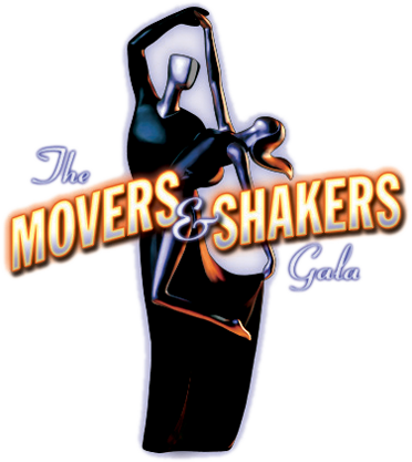 The 2012 Movers & Shakers Gala trophy